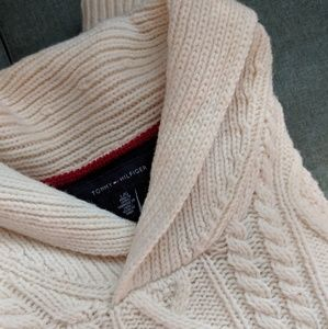 NWOT ✨ Tommy Hilfiger Shetland Wool Sweater